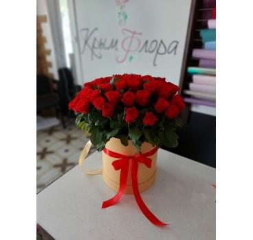 Коробка с цветами №29