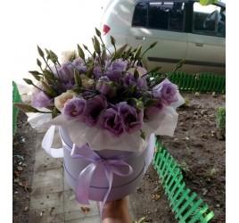 Коробка с цветами №8