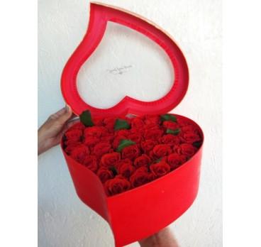 Коробка с цветами №26