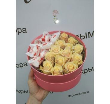 Коробка с цветами №20