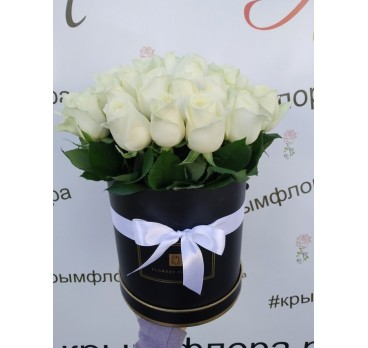 Коробка с цветами №24