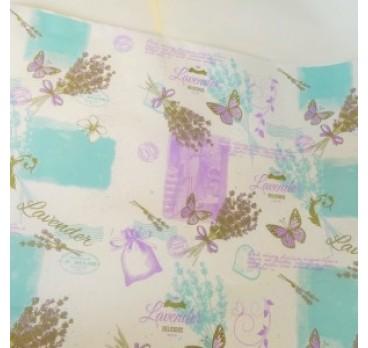 Бумага Крафт Lavender Сиреневый
