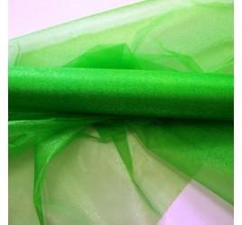Органза Однотонная Зелёный