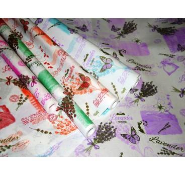 Бумага Крафт Lavender Красный
