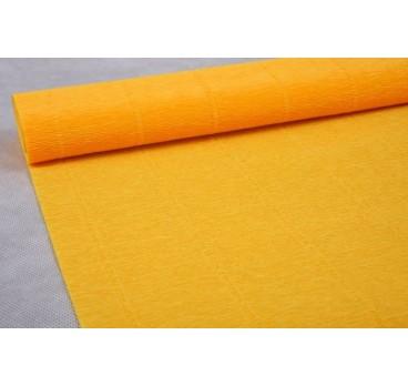 Бумага Гофрированная Светло Оранжевый