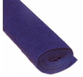 Бумага Гофрированная Темно Синий