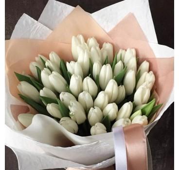 Букет из тюльпанов №1