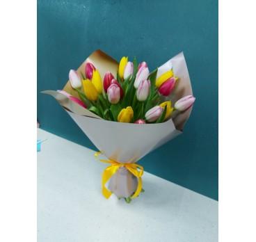 Букет из тюльпанов №7