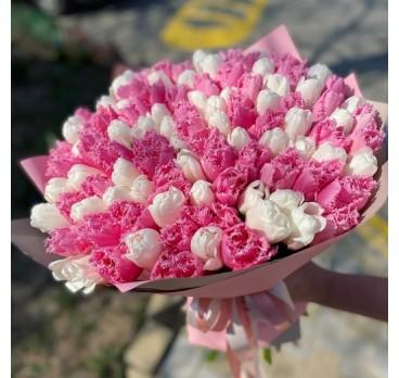 Букет из тюльпанов №9
