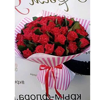Букет из крымских роз №4