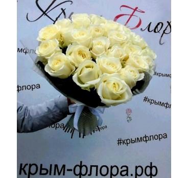 Букет из крымских роз №28