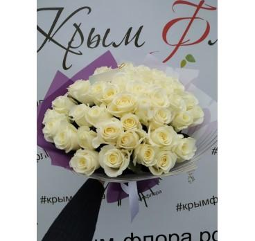 Букет из крымских роз №19
