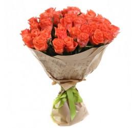 Букет из крымских роз №1