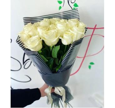 Букет из крымских роз №13