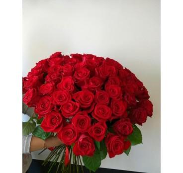 Букет из крымских роз №12