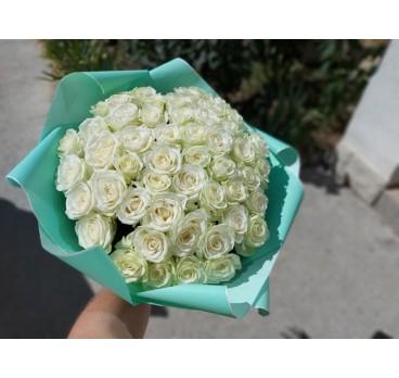Букет из крымских роз №36