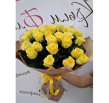 Букет из крымских роз №5