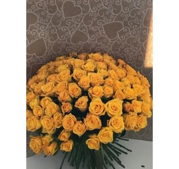 Букет из крымских роз №14