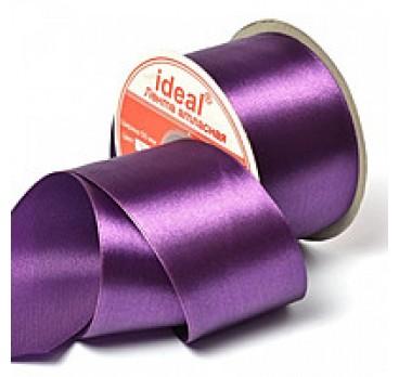Лента Атласная Фиолетовый