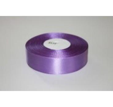 Лента Атласная Темно Фиолетовый