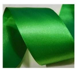 Лента Атласная Зеленый