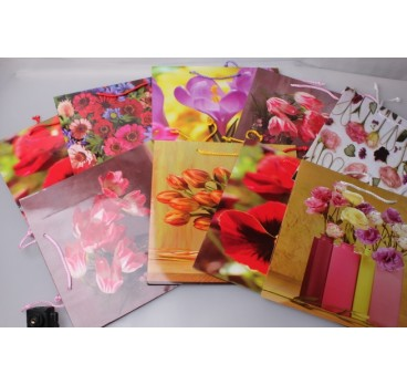 Пакеты Подарочные Ламинированные