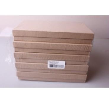 Коробка Прямоугольная 15*25*3,5 см