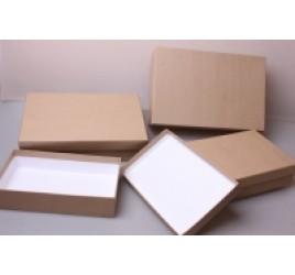 Коробка из 4 Прямоугольная 30*20*8 см