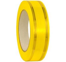 Лента С Золотой Полосой Классика Полосы По Краю Желтый