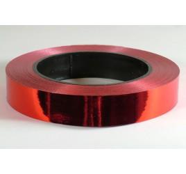 Лента Металлизированная Красный