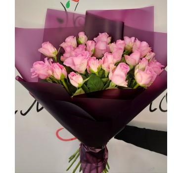 Букет из крымских роз №42