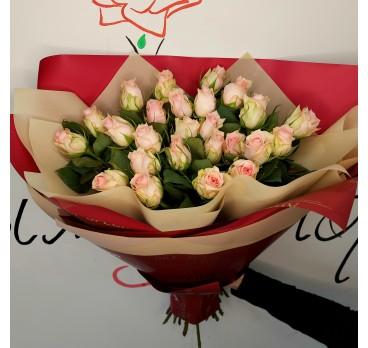 Букет из крымских роз №43