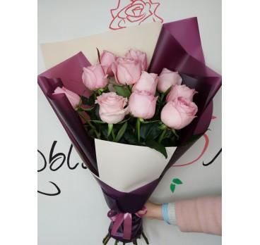 Букет из импортных роз №8