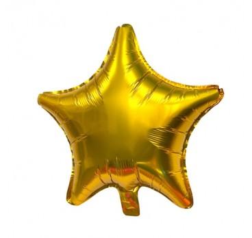 фольгированная звезда №7