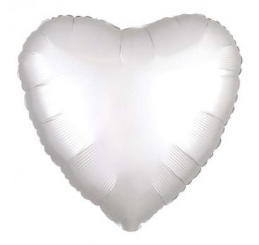 фольгированное сердце №8