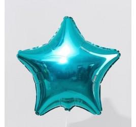 фольгированная звезда №9