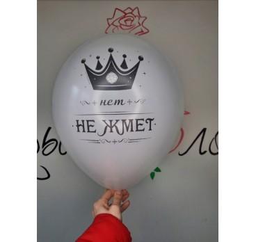 латексный шар №54